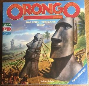 Orongo game